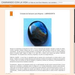 Cristales de Sanación para Mujeres - LABRADORITA