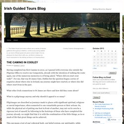 Irish Guided Tours Blog