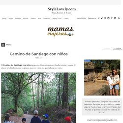 Camino de Santiago con niños