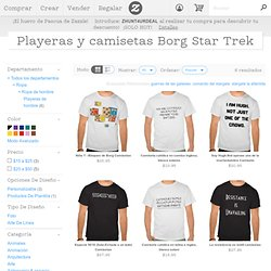 Borg Star Trek Shirt from Zazzle