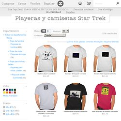 star trek tee shirts