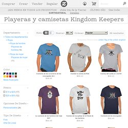 Kingdom Keepers T-shirts, Shirts and Custom Kingdom Keepers Clothing