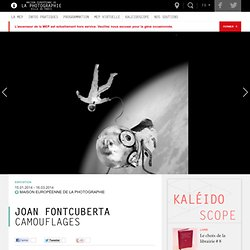 Camouflages, une exposition de Joan Fontcuberta à la MEP
