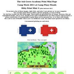 camp week 2011