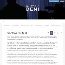 Campagne 2016