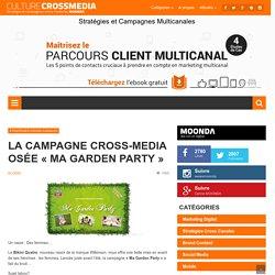 Culturecrossmedia est votre blog dédié au cross média : articles, vidéos, chiffres clés au sujet des campagne de communication cross media mais également toutes les nouvelles tendances