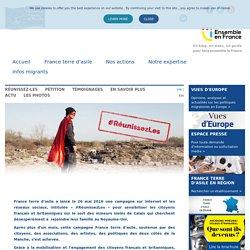 Campagne France terre d'asile - France terre d'asile