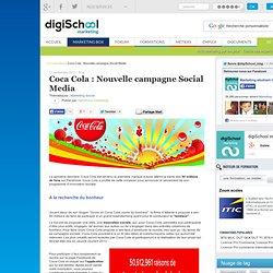 Campagne Social Media Coca-Cola : Marketing, Stratégie