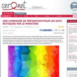 Une campagne de prévention pour les gays retoquée par le ministère