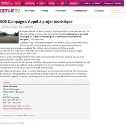 SOS Campagne: Appel à projet touristique - Demain.fr