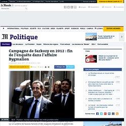 Campagne de Sarkozy en2012: fin de l'enquête dans l'affaire Bygmalion