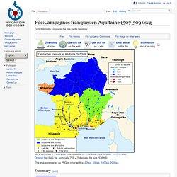 Campagnes franques en Aquitaine (507-509)
