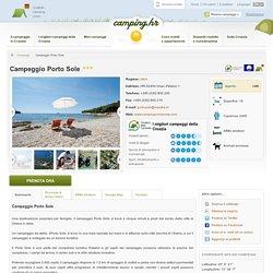 Campeggio Porto Sole - Federazione Camping Croazia
