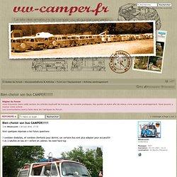 Afficher le sujet - Bien choisir son bus CAMPER!!!!!!
