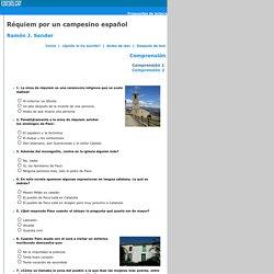 Réquiem por un campesino español - Propuesta de lectura - Comprensión - Castellà - edu365.cat