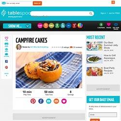 Campfire Cakes recipe