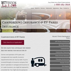 Important Things You Need To Remember For Rv Park & Campground
