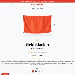 Camping blanket - Field Blanket