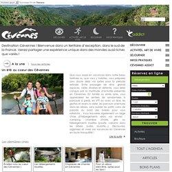Camping La Cascade (MEYRUEIS) - Campings - Cévennes Tourisme