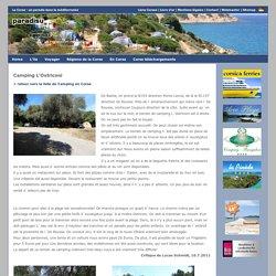 Camping L'Ostriconi Corse