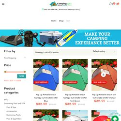 Camping Tent for Sale Online with Afterpay
