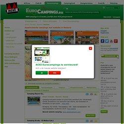 Campings in Navarra Spanje