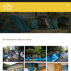 L'album du Camping – Les Grands Voisins