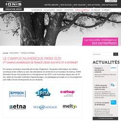 Le Campus Technologique Paris Sud