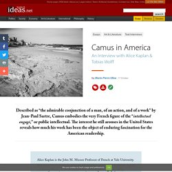 Camus in America