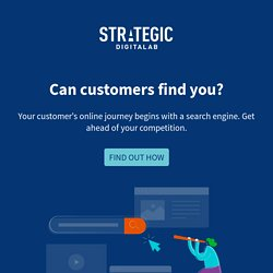 Can your customers find you?