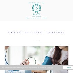 Can HRT Help Heart Problems?