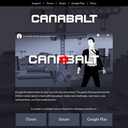 CANABALT: Buy it with your moneys!!