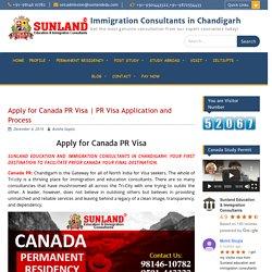 PR Visa Application and Process
