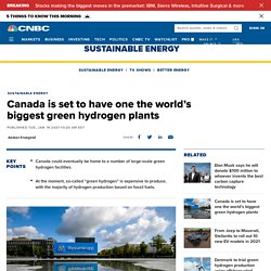 canada-is-set-to-have-one-the-worlds-biggest-green-hydrogen-plants