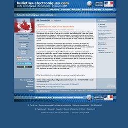 BE Canada 365 >> 3/03/2010 Agronomie - Les bleuets vont vous laisser bouche-baie
