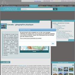 Canada : géographie physique