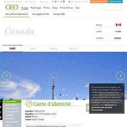 Canada : guide voyage Canada