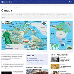 Map of Canada, Canada Map, Map Canada, Canadian Map