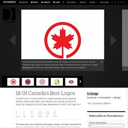 18 Of Canada's Best Logos