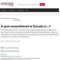 Histoire Canada