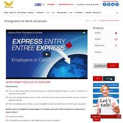 Canada Work Permit Process - Canada Work Visa