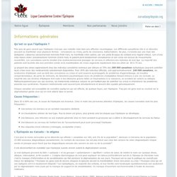 CLAE - Canadian League Against Epilepsy