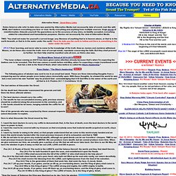 Canadian Alternative News Media