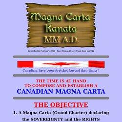 Canadian Magna Carta