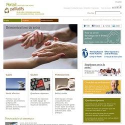 Portail canadien des Soins Palliatifs