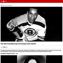 Ces Afro-Canadiens qui ont marqué notre histoire