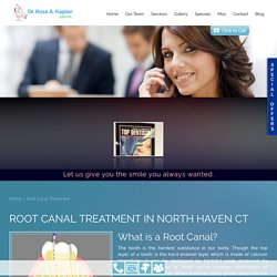 Root Canal Treatment North Haven CT