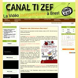Canal Ti Zef, la video independante à Brest