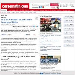 Le Clos Canarelli menacé par l'industrie éolienne & l'État