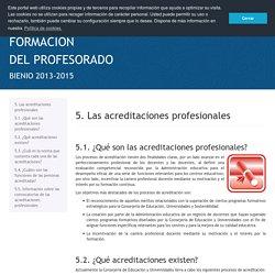 Plan Canario de formación del profesorado. Bienio 2013-2015